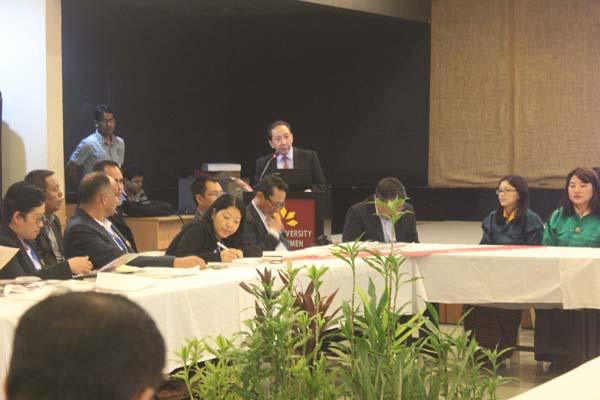 bhutan visits asian university for women_9