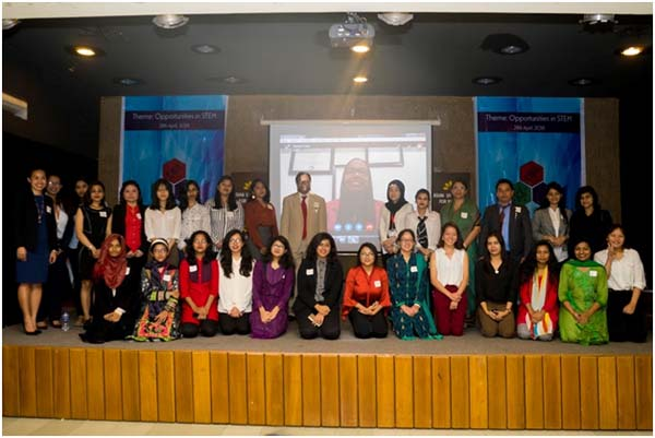 Women in STEM Forum and Networking event_Asian University For Women